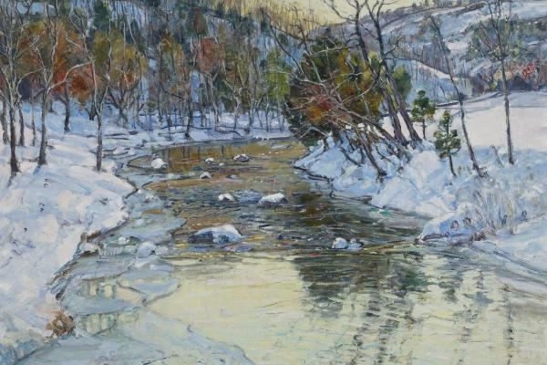 Highlights from Avery Galleries Collection of American Paintings, November 1, 2016–January 2, 2017