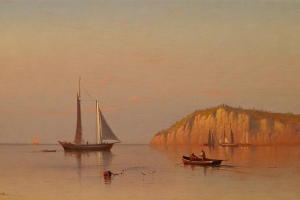 Boston International Fine Art Show, November 21-24, 2013