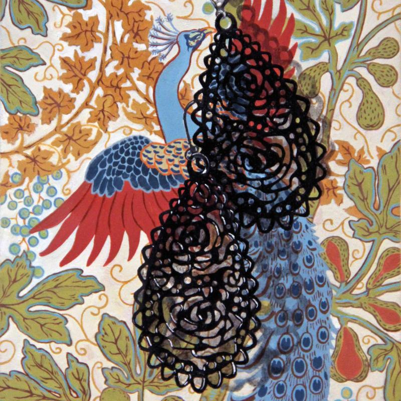 Fig and Peacock