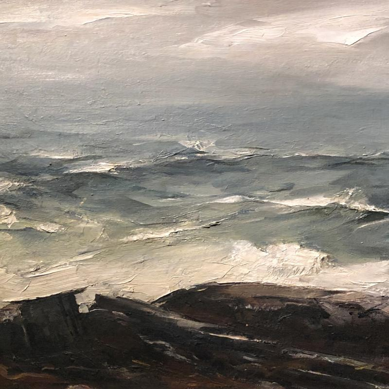 Maine Seascape