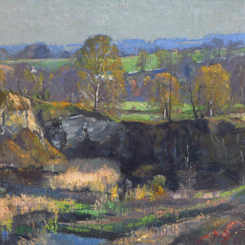 The Quarry, Autumn