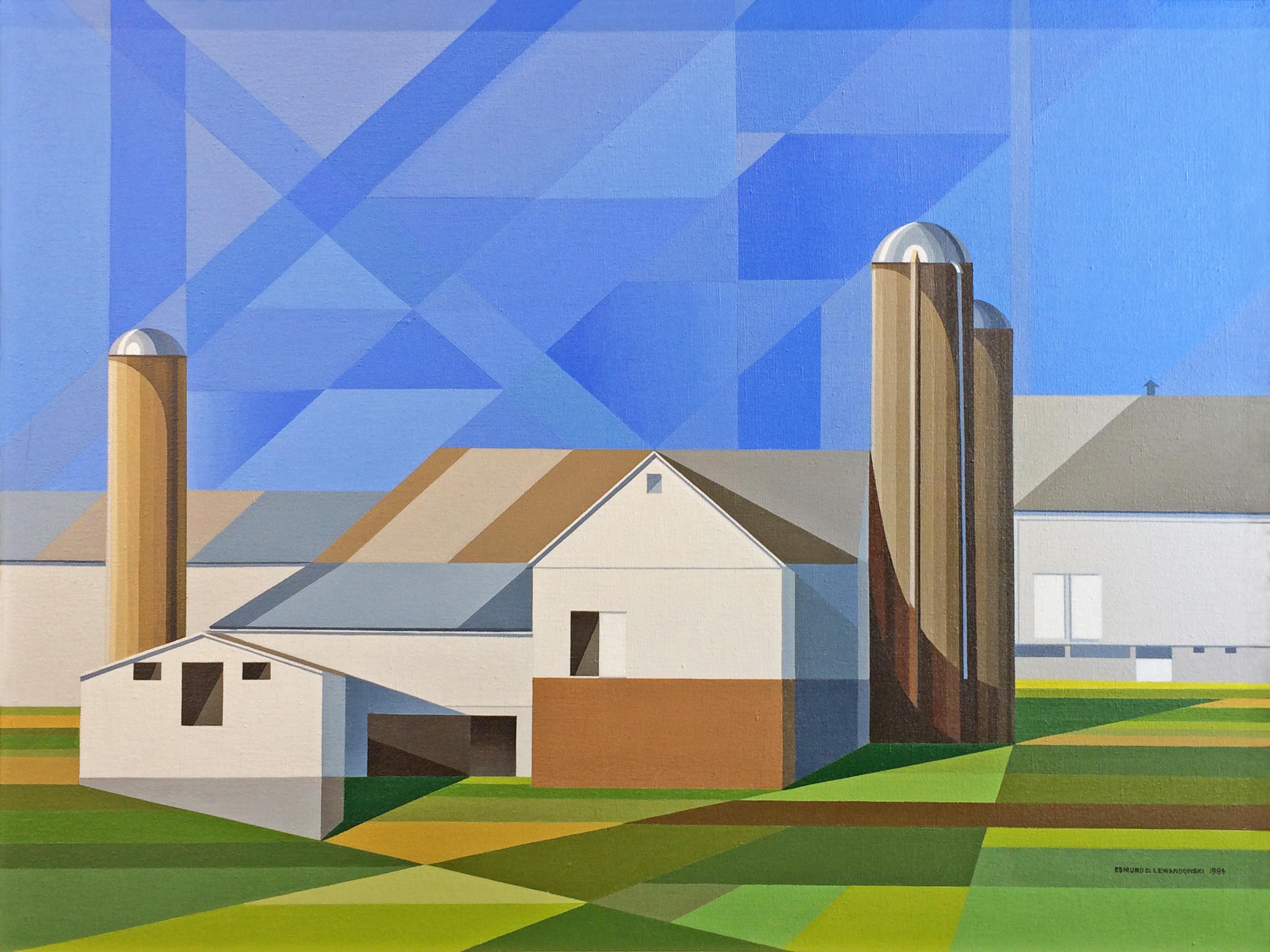 Amish Farmscape #3