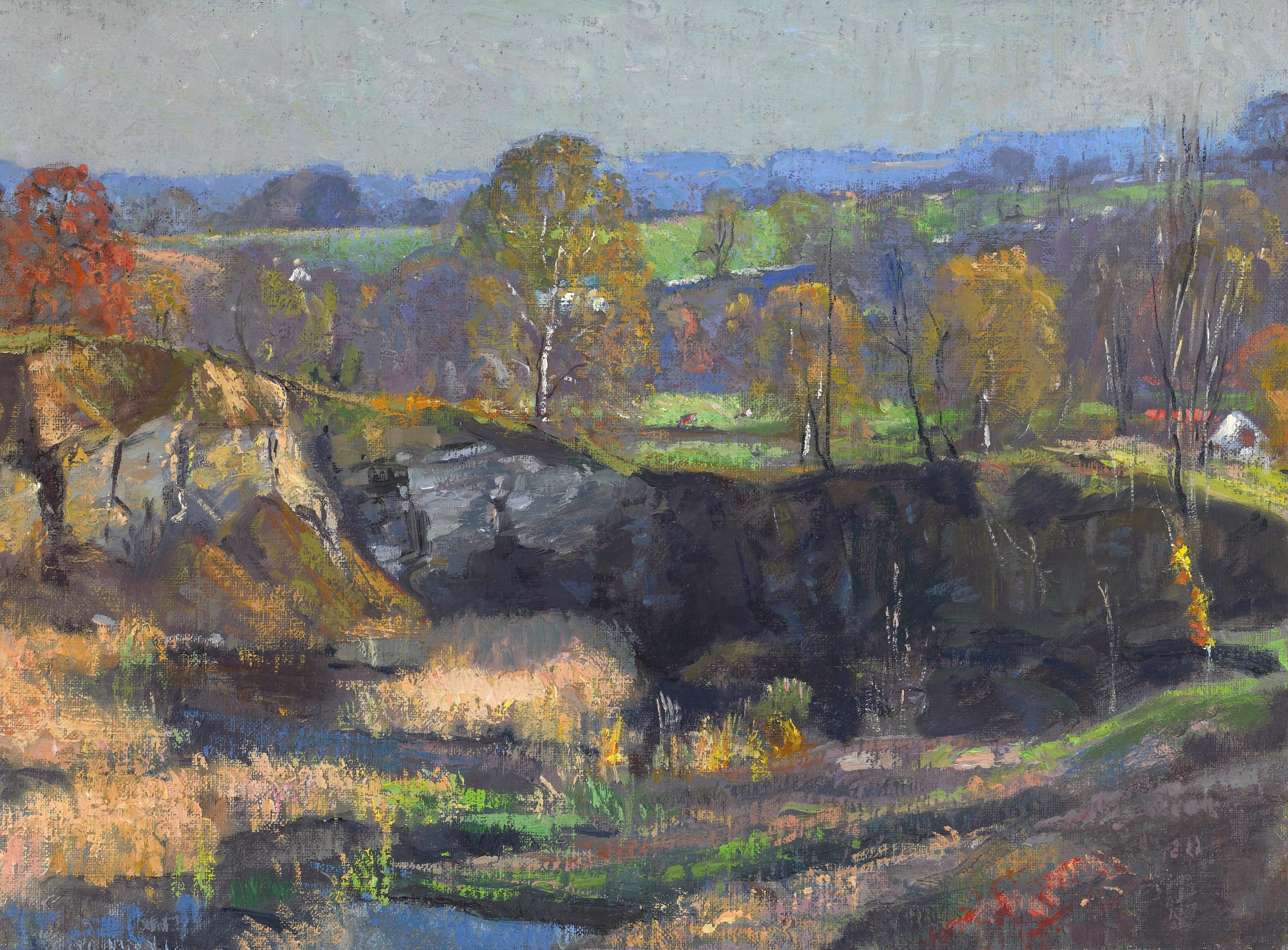 The Quarry, Autumn